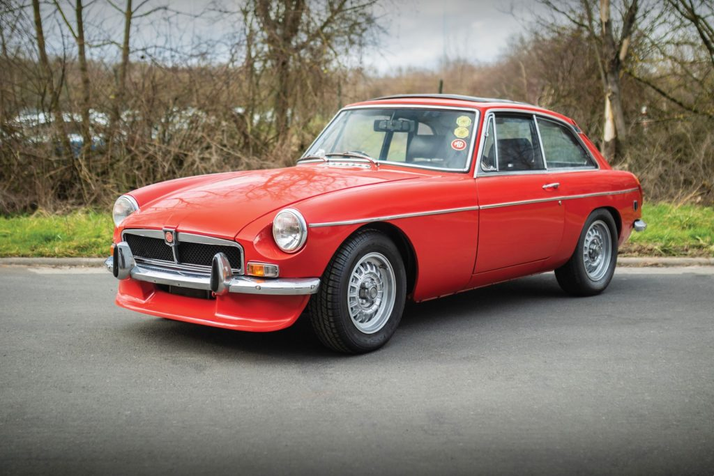 How much does an MGB cost? Hagerty Valuations