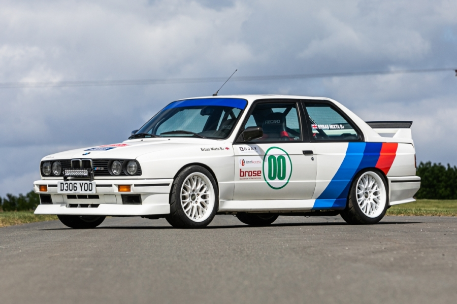 1987 E30 BMW M3 Competition Pack sold for 29 per cent over the Hagerty Price Guide