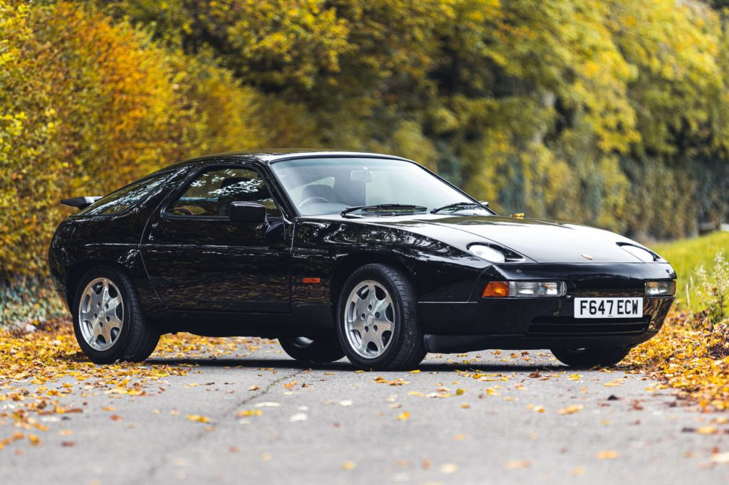 1988 Porsche 928 SE sold for 88 per cent over Hagerty Price Guide