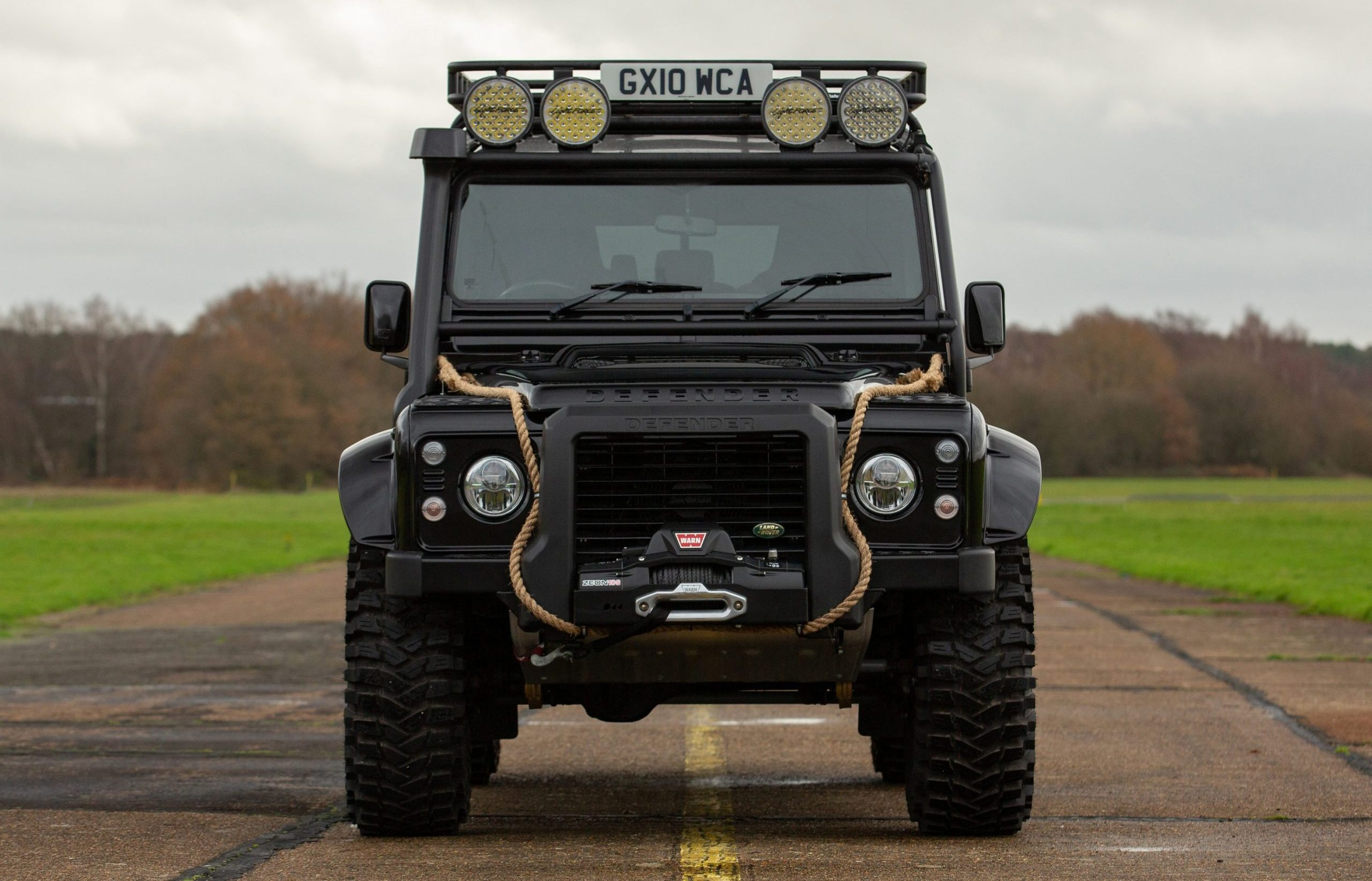 7 Bowler Land Rovers that will knock you for six