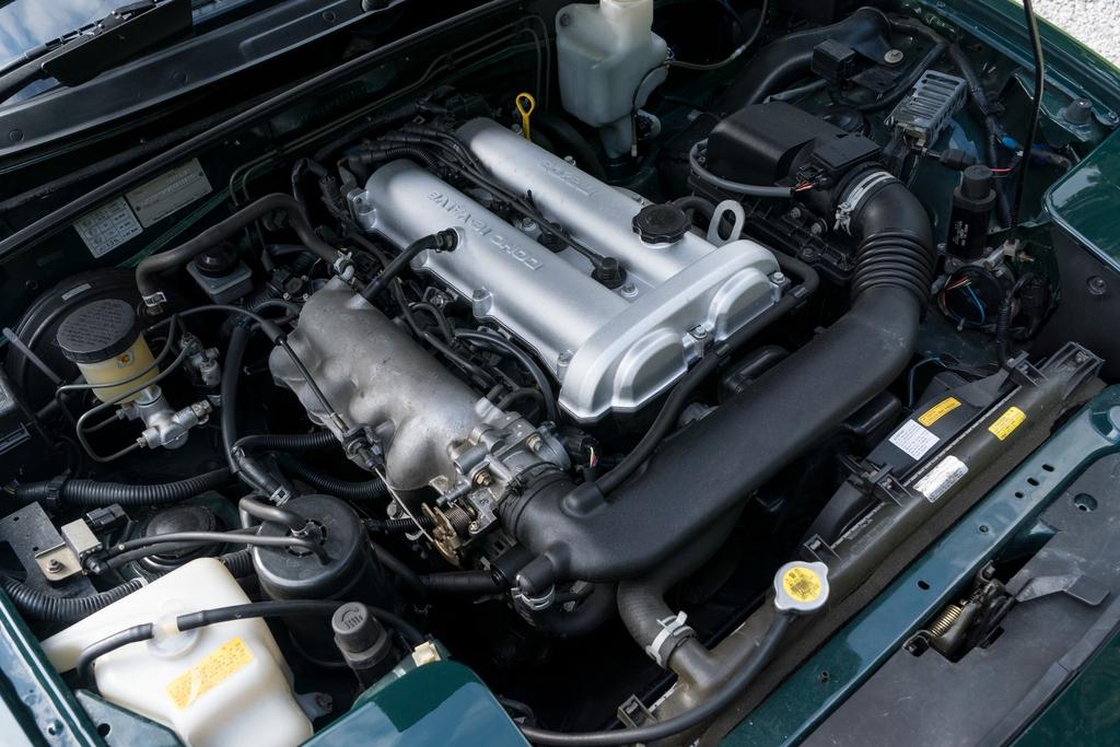 Mazda MX5 Mk1 1.8 engine