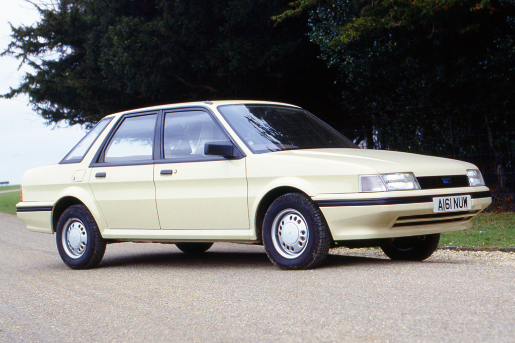 The Austin Montego wasn't all bad