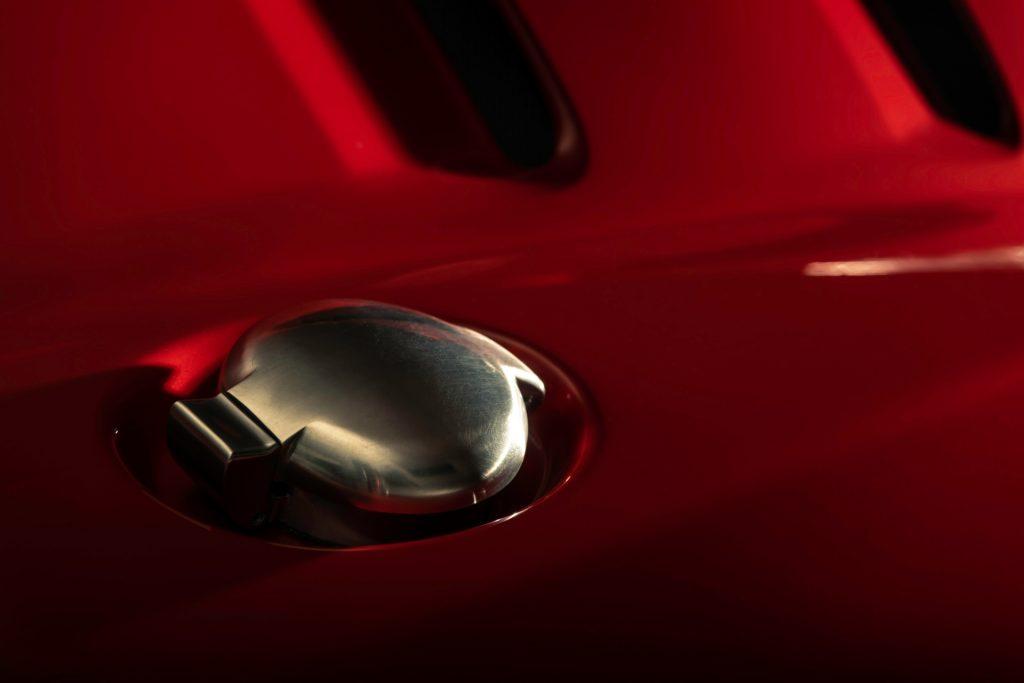 Ferrari Breadvan Hommage fuel cap