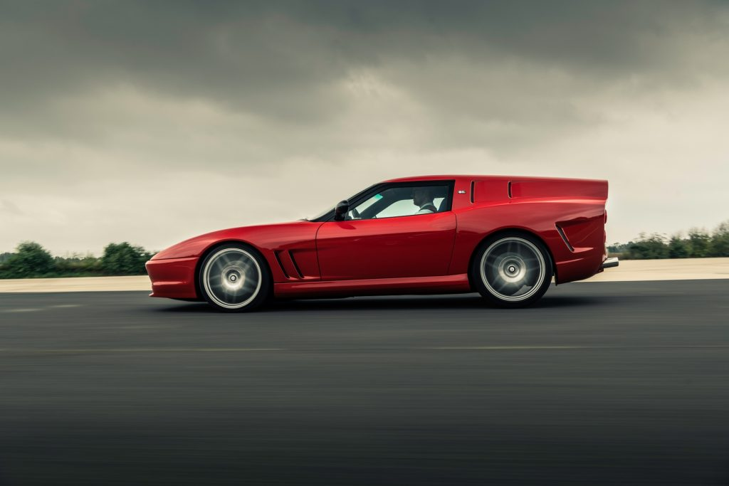 Ferrari Breadvan Hommage complete gallery