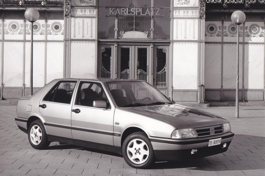 Fiat Croma Turbo i.e. Hagerty