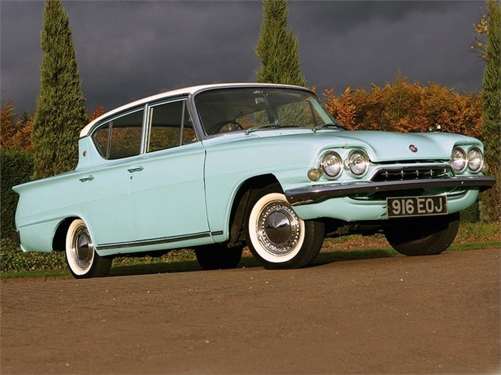The Ford Consul Classic wasn't all bad