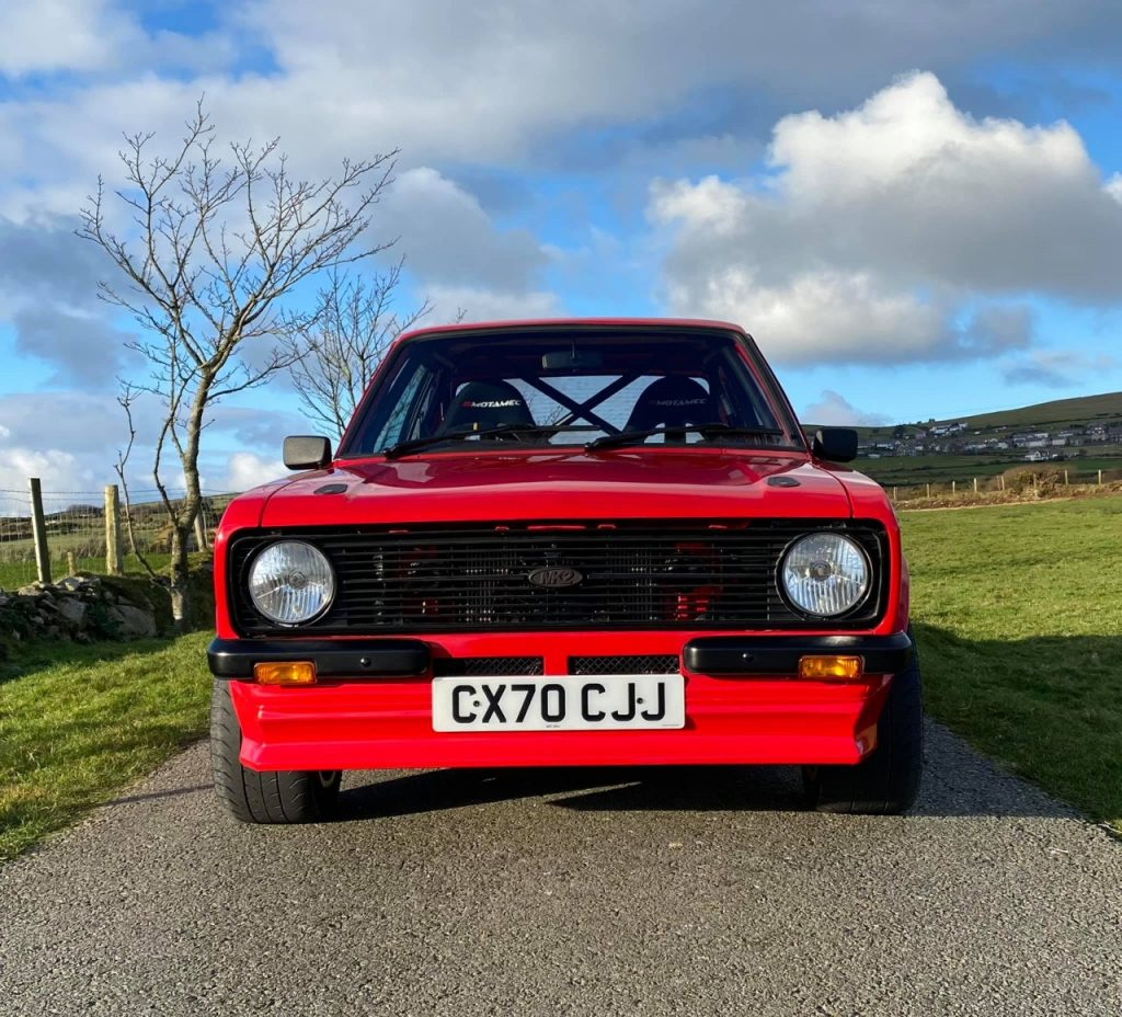 MST Cars Escort Mk2 costs £78,000