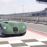 C is for Continuation: Jaguar remakes C-type Le Mans winner