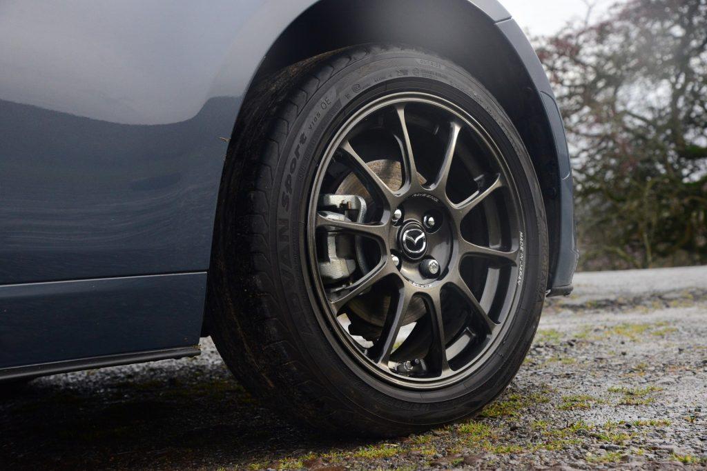 Mazda MX-5 R-Sport Mk4 wheel