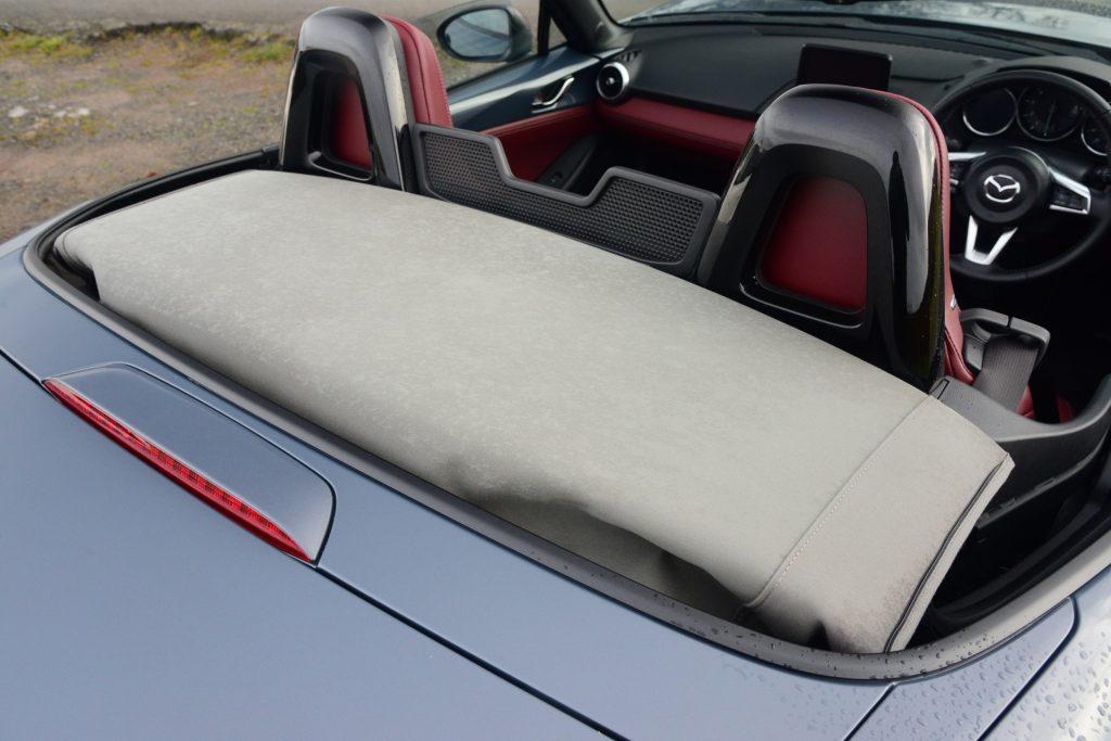 Mazda MX-5 R-Sport Mk4 roof