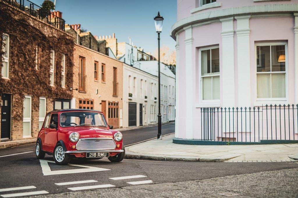 Swind Classic Mini EV_10 electric classic cars