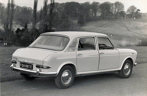 The Morris 1800 was underrated in its day