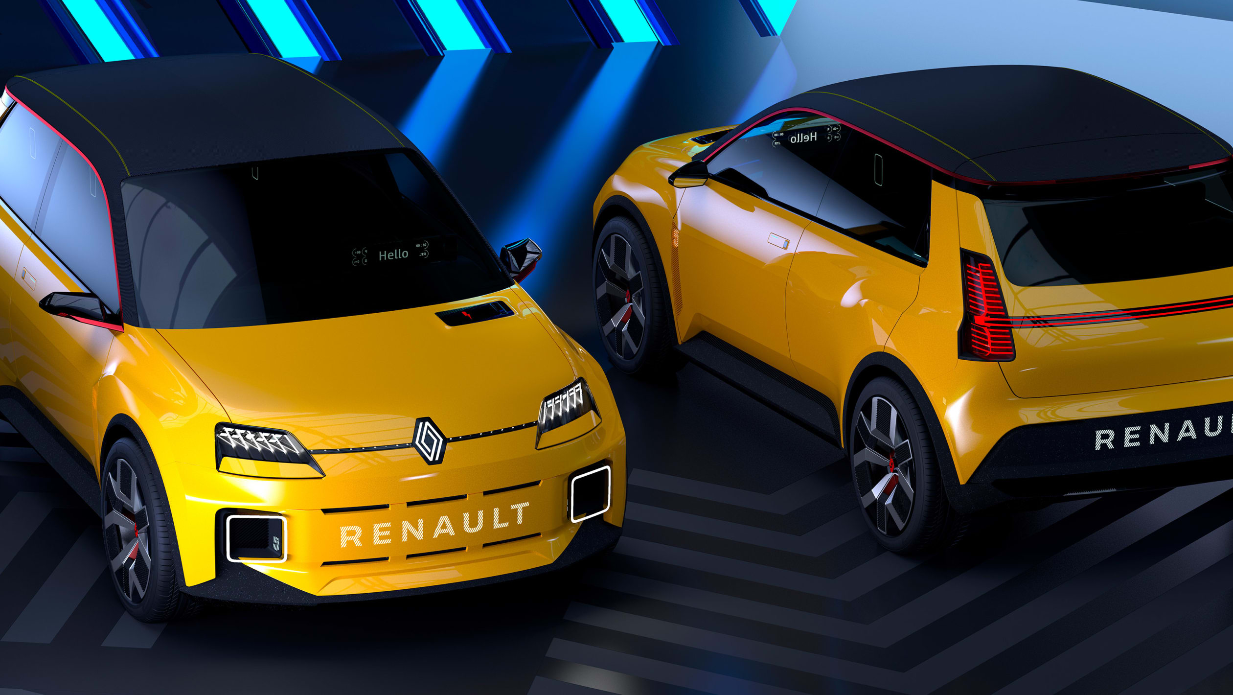 Renault 4 and 5 to return as EVs – Lotus and Alpine team up for electric sports car