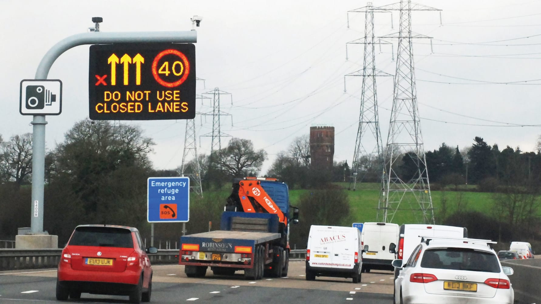 Smart motorways called into question – again