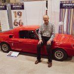 Tim Carpenter Unipower GT NEC show