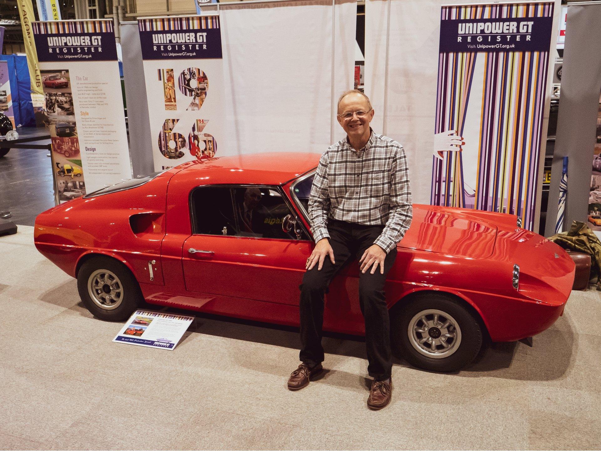 Your Classics: Tim Carpenter, 1966 Unipower GT