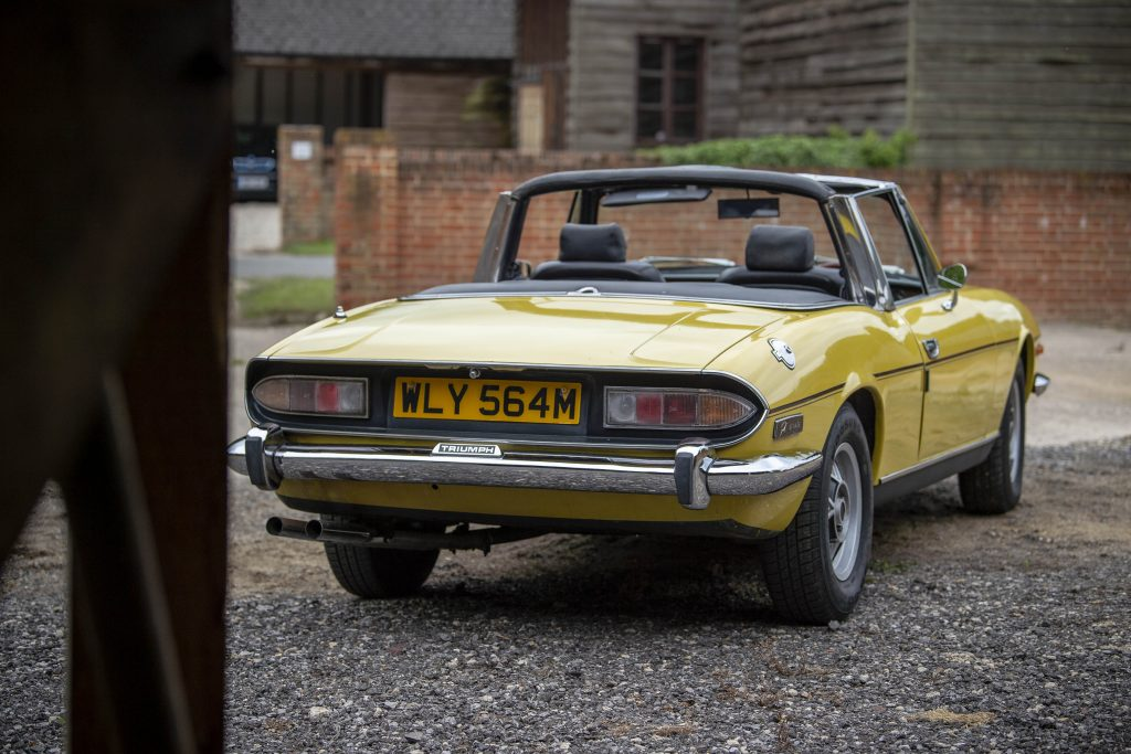Everything you need to know when buying a Triumph Stag