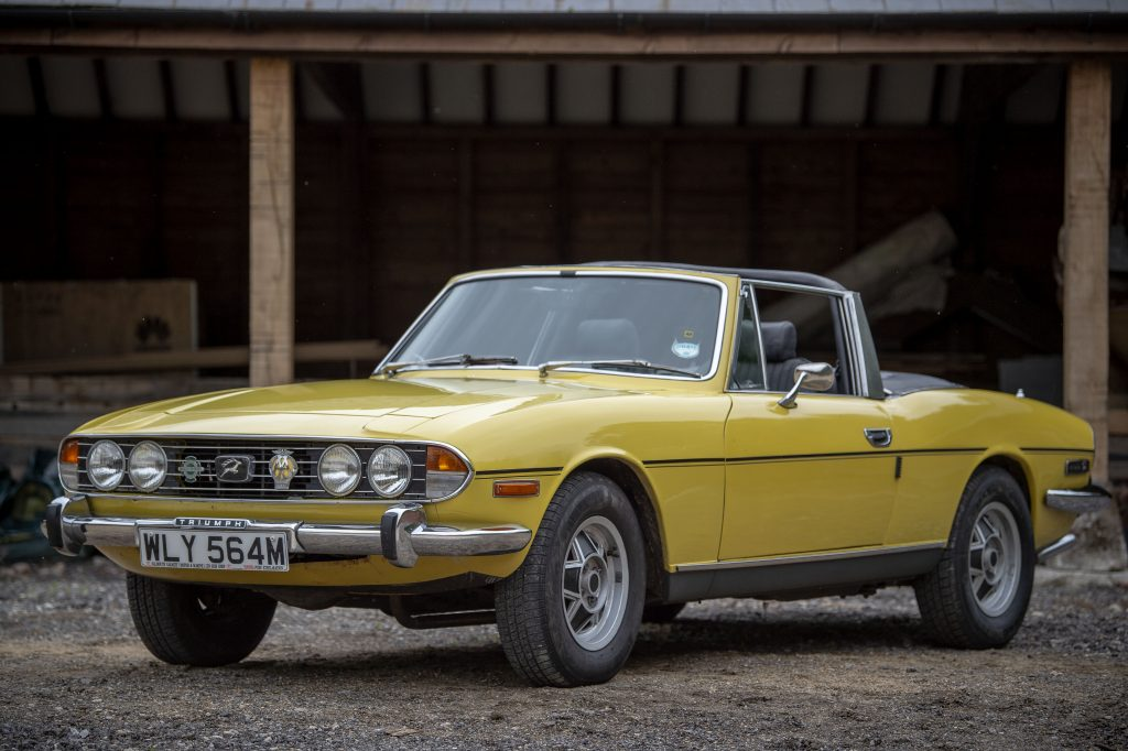 Buying guide: Triumph Stag (1970 - 1977)