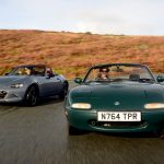 Retro Rewind: Mazda MX-5 1.8i Mk1 vs MX-5 R-Sport Mk4