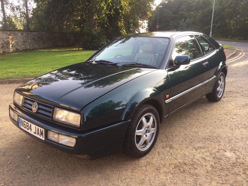 1995 Volkswagen Corrado VR6 – 197,000 miles