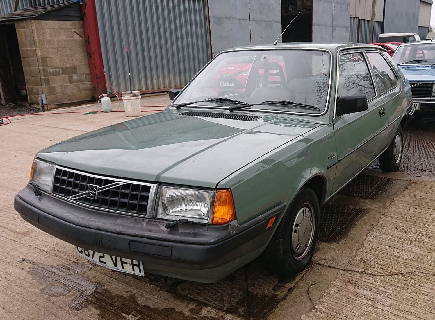 Unexceptional Classifieds: Volvo 340 DL