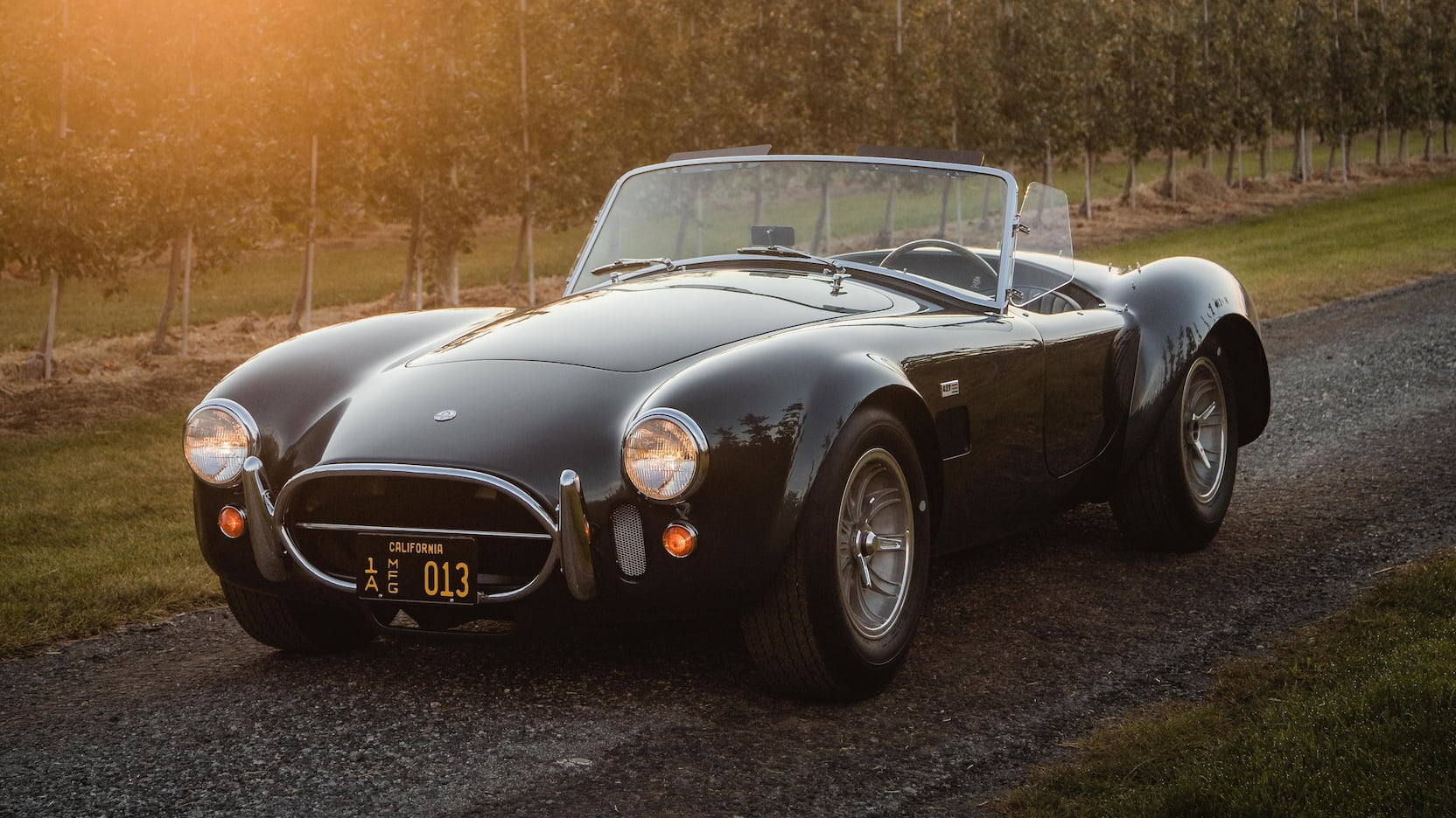 Watch the bidding frenzy as Carroll Shelby's 1965 Cobra sells for £4.3 million