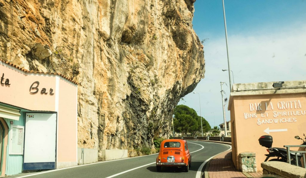 You now must have a Green Card when driving in Europe