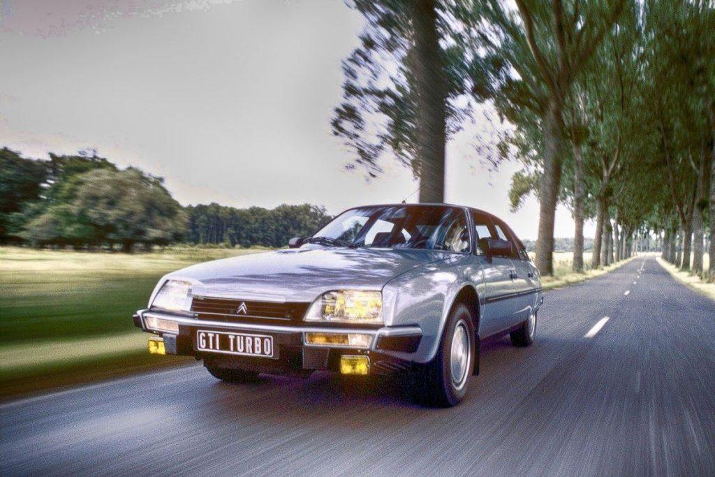 Citroen CX GTi Turbo_Hagerty