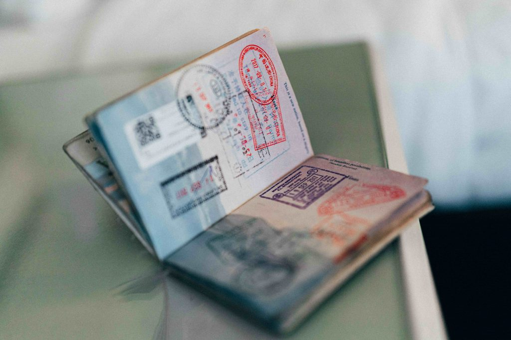 You need a Green Card as well as a passport to drive in Europe now