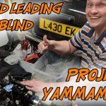 Simon Fox_Follow this blind mechanic's bike-powered Mini build