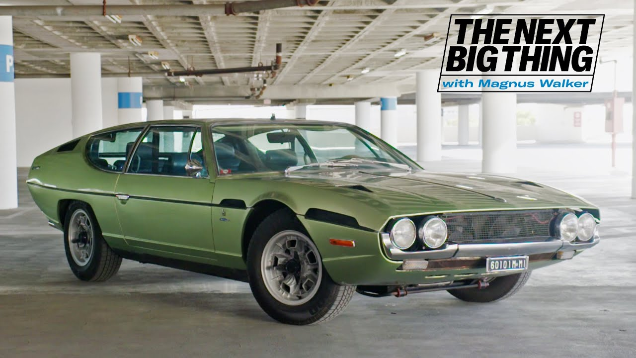Lamborghini Espada and Ferrari 308 GT4 | The Next Big Thing with Magnus Walker