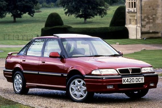 Rover 420 GSi Turbo