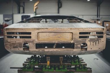 Aston Martin Bulldog restoration
