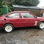 Skoda Rapid 136 on eBay