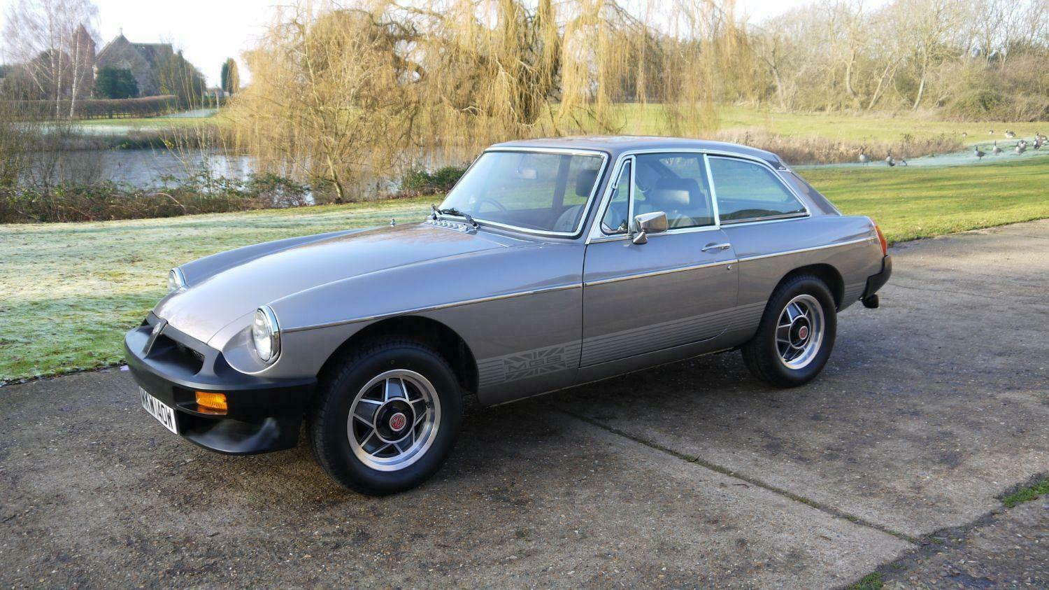 48-mile MGB GT really is a Limited Edition