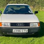 1991 Audi 80 on Car & Classic