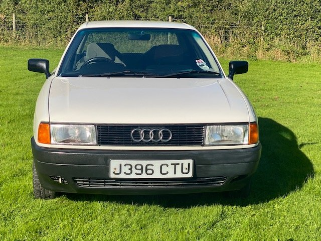 Unexceptional classifieds: Audi 80 1.8S