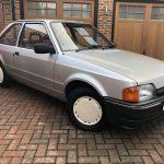 1989 Ford Escort Bonus