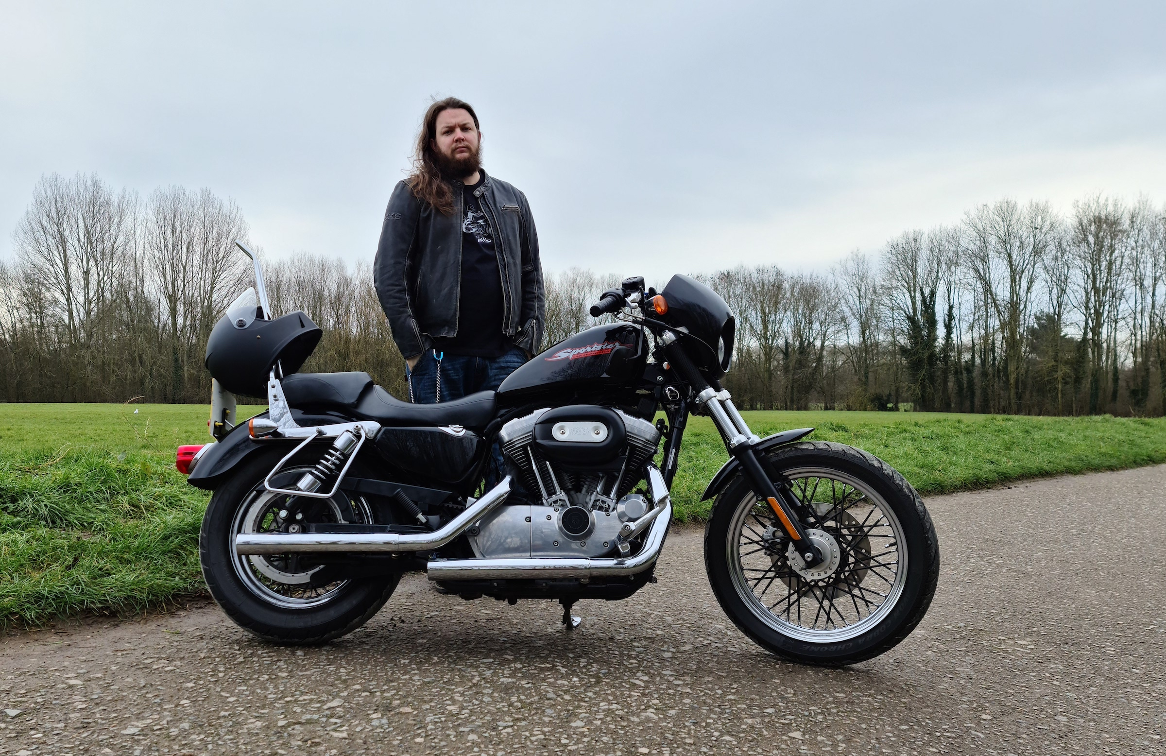 Our classics: 2005 Harley-Davidson XLH 883