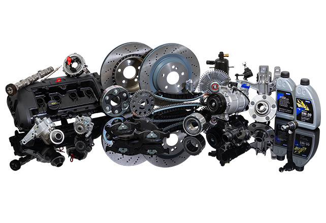 Consider the parts supply for any modern-classic car you want to buy