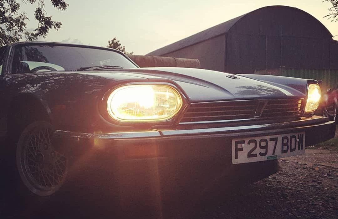 Our Classics: 1989 Jaguar XJ-S 3.6 coupé
