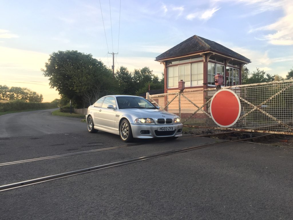 NMW M3 E46 run by James Mills_Hagerty