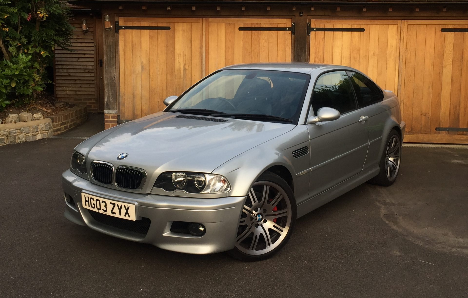 Our Classics: 2003 BMW M3
