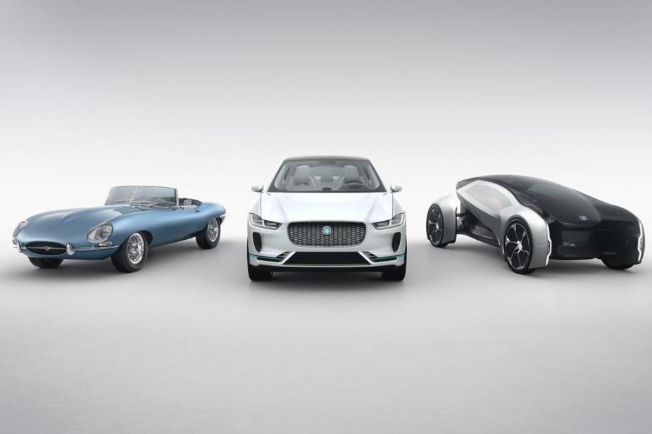 JLR reimagined: Jaguar and Land Rover go electric
