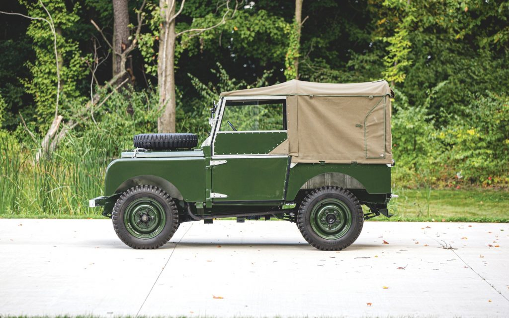 What goes wrong and what should you look for when buying a Land Rover Series 1