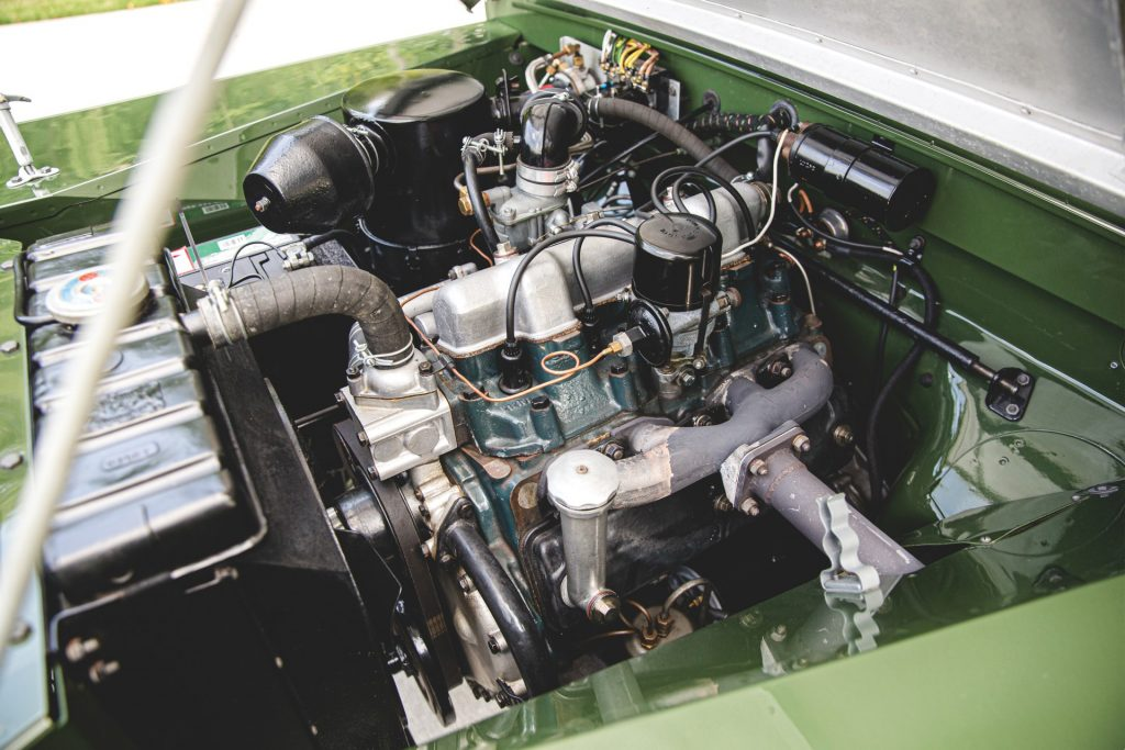 Land Rover Series 1 parts and servicing prices