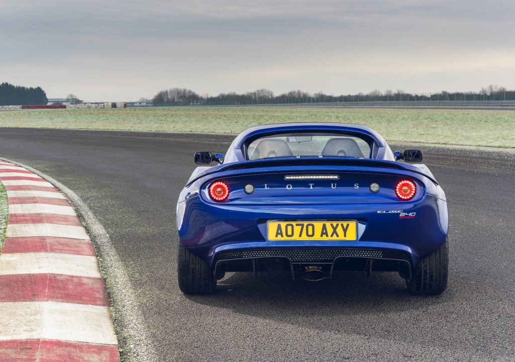 Review of the final edition Lotus Elise