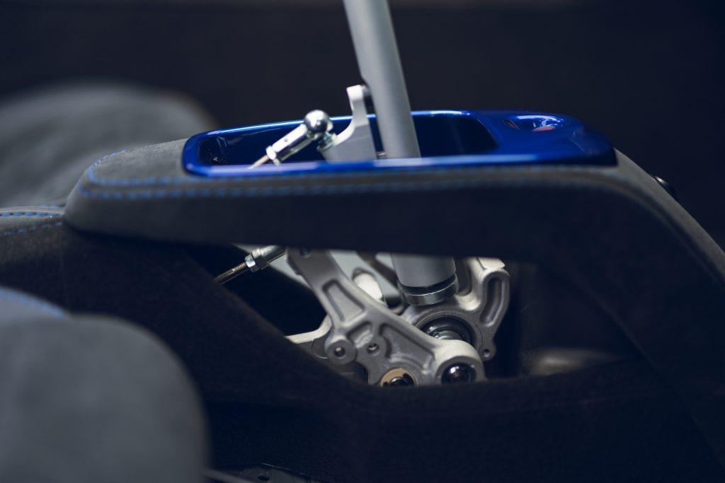 Lotus Elise Sport 240 Final  Edition gear linkage