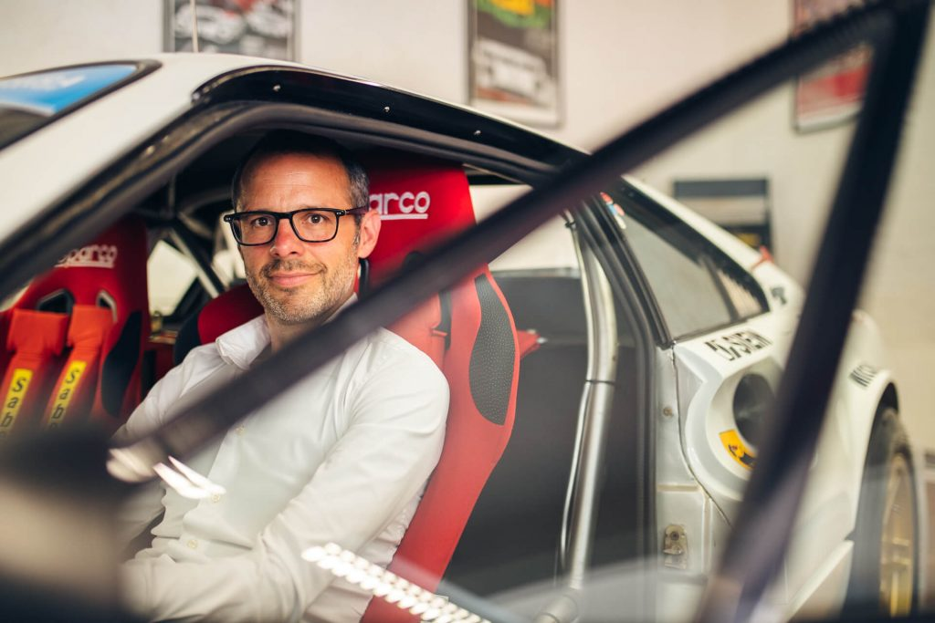 """""""With time we will all adapt, [but] from a business perspective, Brexit has not helped us in any way,"""" says Max Girardo, founder of the high-end classic car dealer Girardo & Co."""