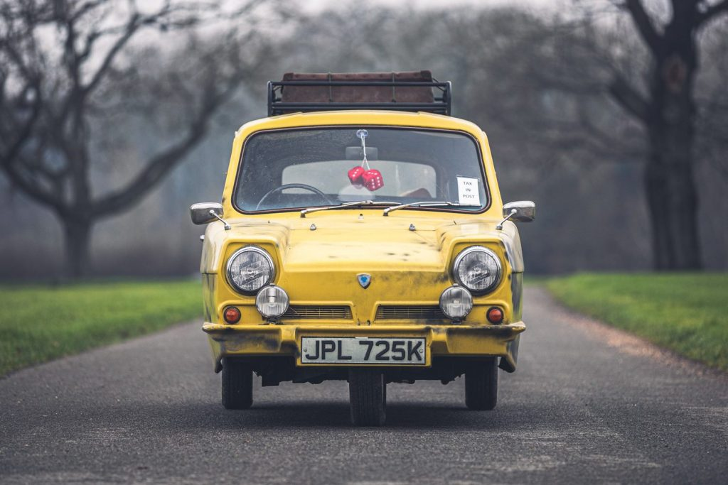 Only Fools and Horsepower_Reliant Regal from only Fools & Horses for sale